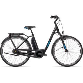Cube Town RT Hybrid Pro 500 Easy Entry, negro/azul